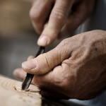 Working as a craftman